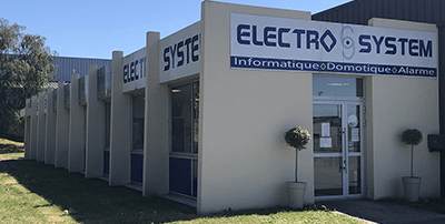 magasin chateau gontier electro system