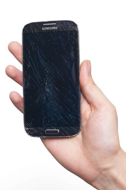 samsung reparation smartphone