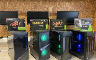 Les tours Gamers Spirit de nouveau disponibles en magasin